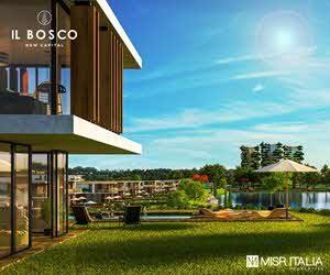 كمبوند البوسكو العاصمة الإدارية الجديدة Compound IL Bosco New Capital 12