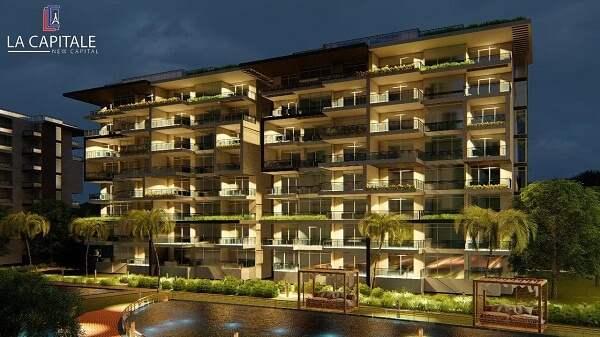 كمبوند لا كابيتال العاصمة الإدارية الجديدة - دايمنشنز العقارية Dimensions  Real Estate