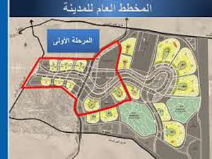 مخطط العاصمة الادارية الجديدة دايمنشنز العقارية Dimensions Real