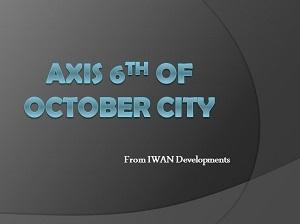 كمبوند ذا اكسيس مدينة اكتوبرCompoundThe Axis October City