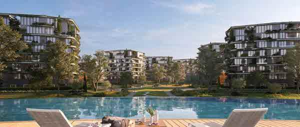 كمبوند ارمونيا العاصمة الادارية - دايمنشنز العقارية Dimensions Real Estate